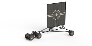 160428 Mobile Target System - Oz Tug and disposable target