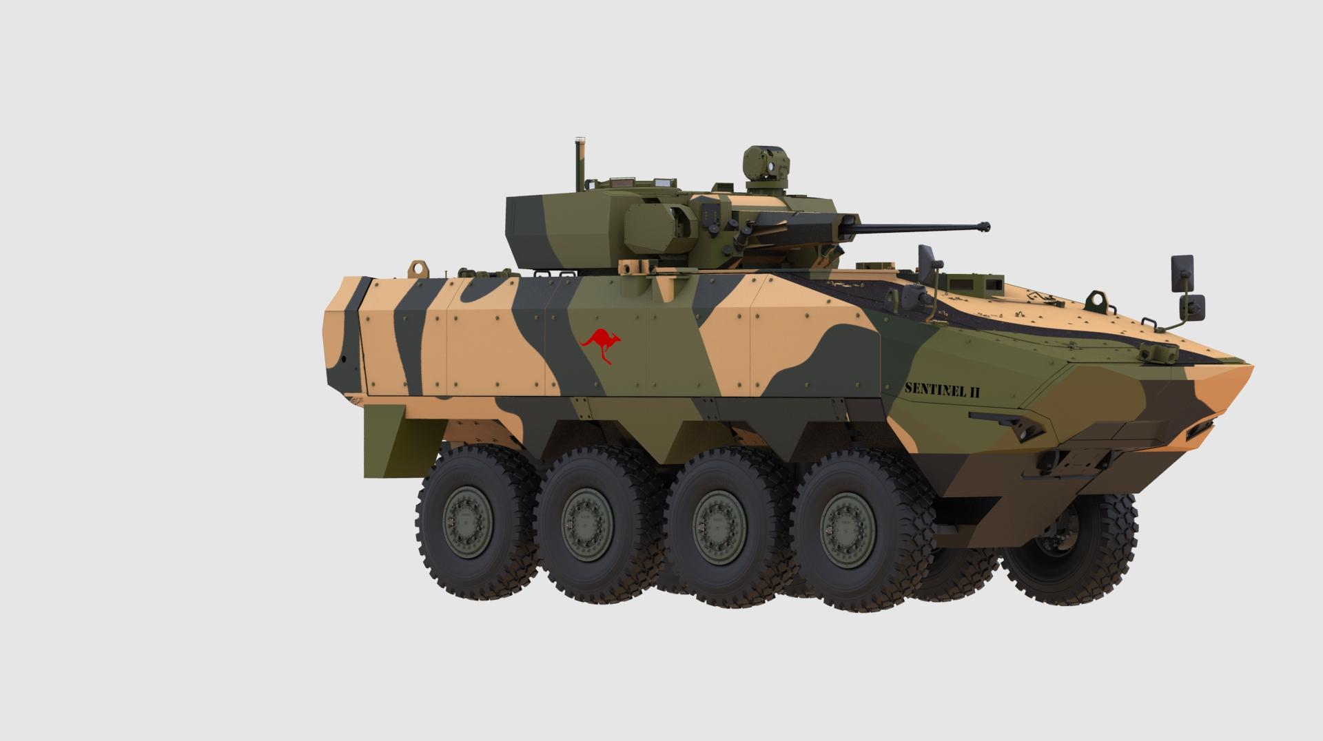 SentinelII-CRV-21
