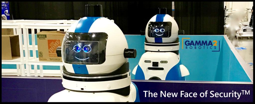 Gamma 2 Robotics - The new face of security