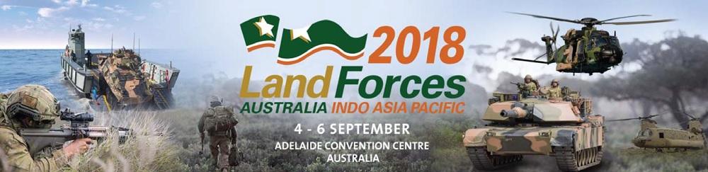 Land forces Australia