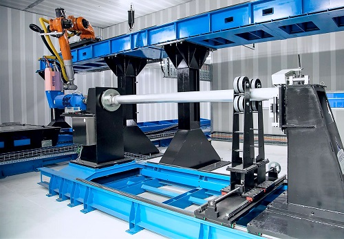 TTT Worlds Largest Metal 3D printer