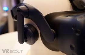 Vive Pro headphones