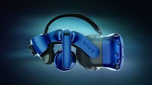 Vive Pro side view