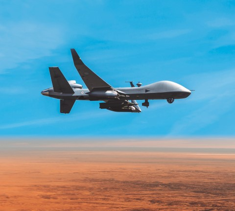 GA-ASI Selected to Provide RPAS to Australian Defence Force