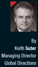 Keith Suter, Global Directions