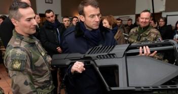 Macron reviews DG Tactical_2_preview