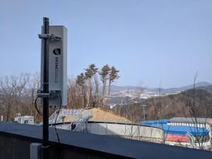 RfOne protecting Korean Olympics