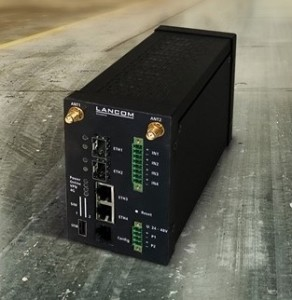 machine-2-machine VPN gateway