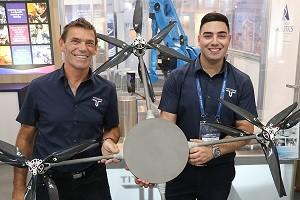 20190430 Jeff Lang - Titanium UAV Avalon Airshow
