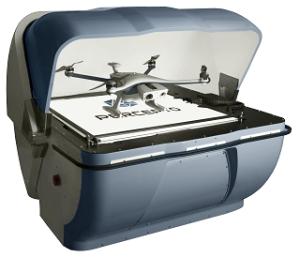 Percepto drone in a box - Small