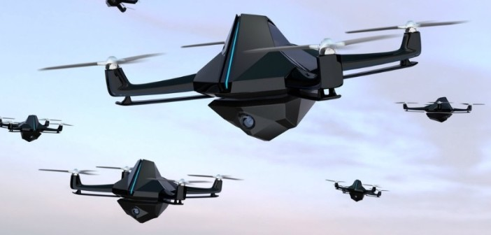 Military Drones Poised to Emerge as the Futuristic Game Changers in the Drone Market