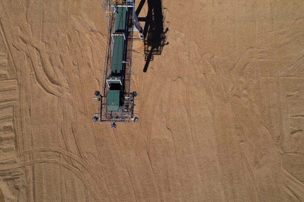 Surveying drones can typically produce aerial imagery with pixels sub centimeter in size 1