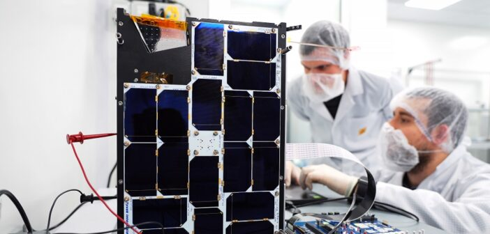 AI in orbit: Intel powers the first satellite with AI on board