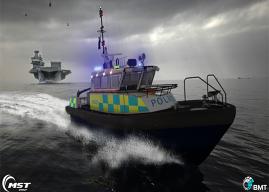 BMT secures multi-vessel design order for UK Ministry of Defence Police (MDP)