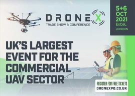 """DroneX Tradeshow & Conference – Safely Returning to """"Normality"""""""